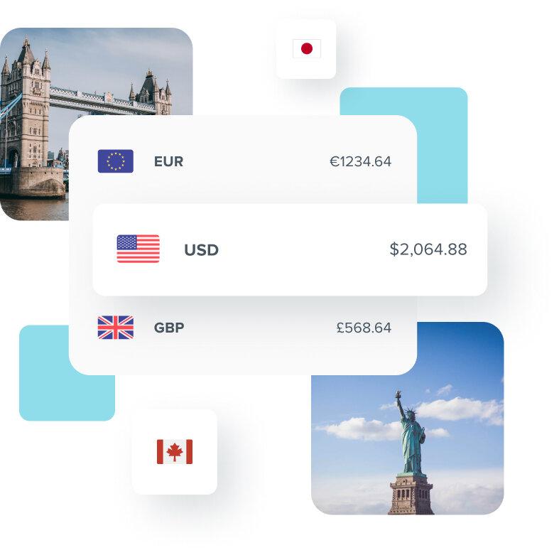 Winvesta Multi-Currency Account